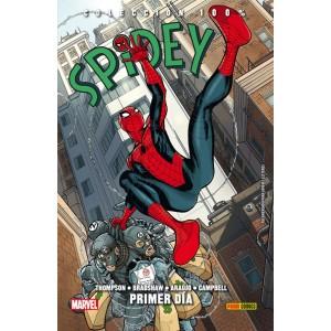 100% Marvel HC. Spidey nº 01