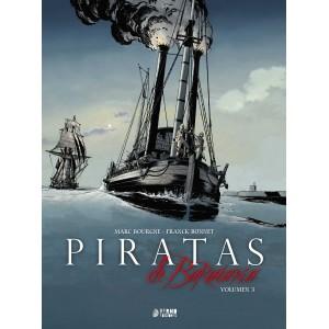 Piratas de Barataria nº 03
