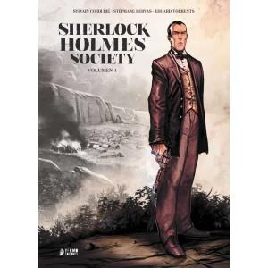 Sherlock Holmes Society nº 01