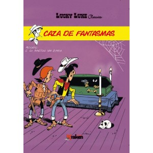 Lucky Luke Classics nº 09: Caza de fantasmas