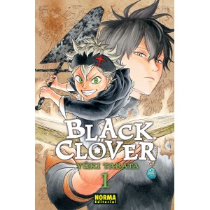 Black Clover nº 01