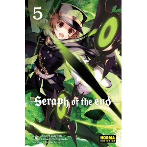 Seraph of the End nº 05