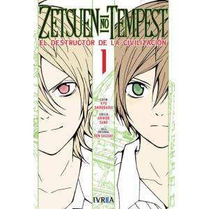Zetsuen no Tempest nº 01