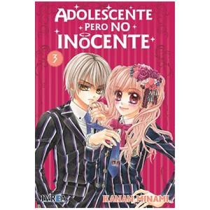 Adolescente Pero no Inocente nº 03
