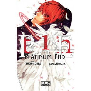 Platinum End nº 01