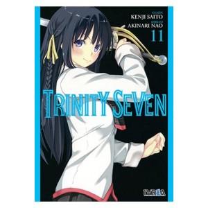 Trinity Seven nº 11