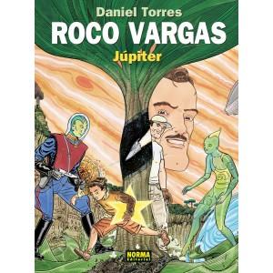 Roco Vargas. Júpiter