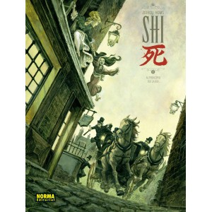 Shi nº 01. Al principio fue la ira