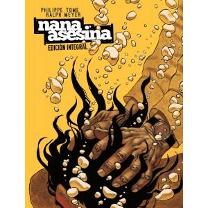 Nana asesina. Edición integral