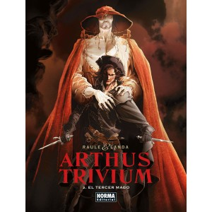 Arthus Trivium nº 02. El tercer mago