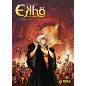 Ekho Mundo Espejo nº 05 - El secreto de los Preshauns