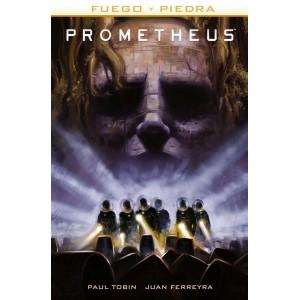 Prometheus. Fuego y piedra nº 01