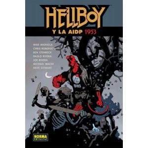 Hellboy nº 20: Hellboy y la AIDP 1953
