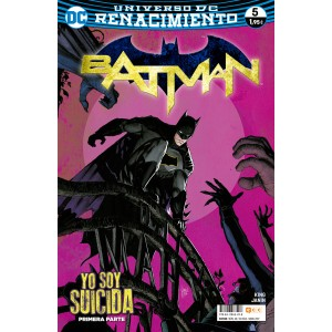 Batman nº 60/ 5 (Renacimiento)