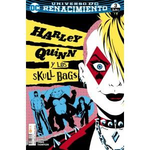 Harley Quinn nº 11/ 3 (Renacimiento)
