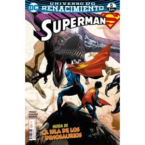 Superman nº 60/ 5 (Renacimiento)