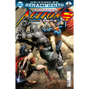 Superman: Action Comics nº 02