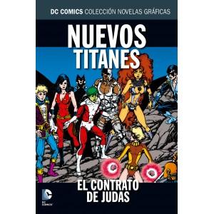 Colección Novelas Gráficas núm. 26: Nuevos Titanes: El contrato de Judas