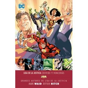 Grandes autores de la Liga de la Justicia: Mark Waid - Divide y vencerás