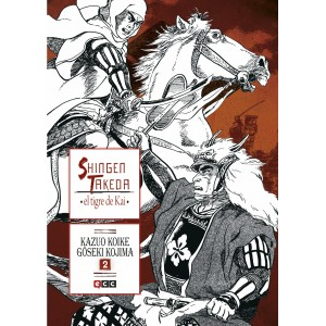 Shingen Takeda, el tigre de Kai nº 02