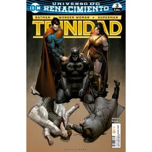 Batman / Superman / Wonder Woman: Trinidad nº 03 (Renacimiento)