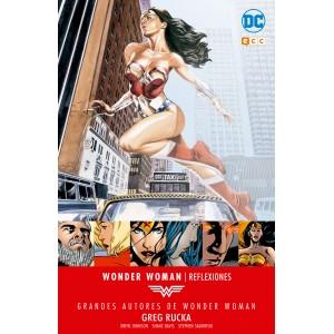Grandes autores de Wonder Woman: Greg Ruck – Reflexiones