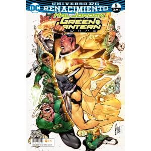 Green Lantern nº 60/ 5 (Renacimiento)