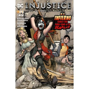 Injustice: Gods among us nº 47