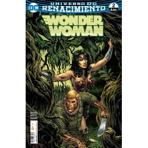 Wonder Woman nº 16/ 2 (Renacimiento)
