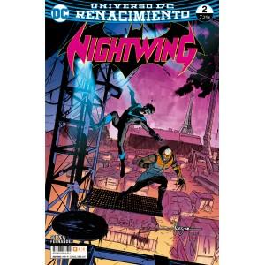 Nightwing nº 09/ 2 (Renacimiento)