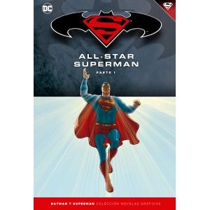 Batman y Superman - Colección Novelas Gráficas nº 07: All-Star Superman (Parte 1)