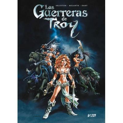 Las guerreras de Troy nº 01