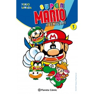 Super Mario Aventuras nº 03