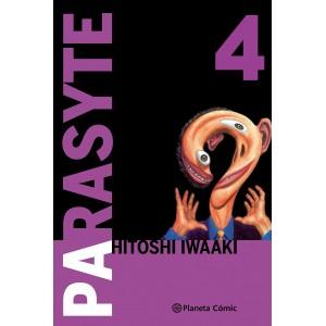 Parasyte nº 04
