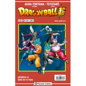 Dragon Ball Serie Roja nº 215 (de 216)