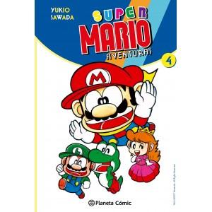 Super Mario Aventuras nº 04
