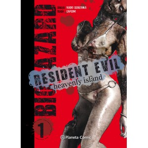Resident Evil: Heavenly Island nº 01
