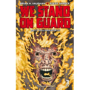 We Stand on Guard nº 03