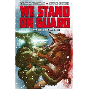 We Stand on Guard nº 04
