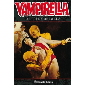 Vampirella de Pepe González nº 02
