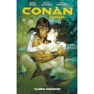 Conan el Bárbaro nº 01