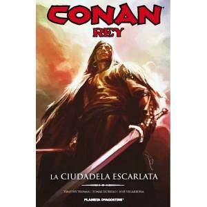 Conan Rey - La ciudadela escarlata