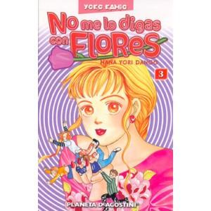 No me lo digas con flores Nº 03