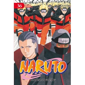 Naruto Nº 36