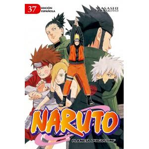 Naruto Nº 37