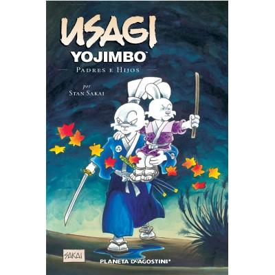 Usagi Yojimbo Nº 19: Padres e Hijos
