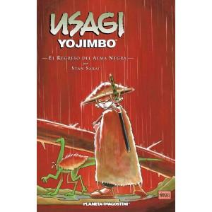 Usagi Yojimbo Nº 24: El Regreso del Alma Negra