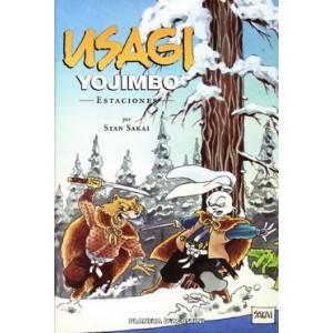 Usagi Yojimbo Nº 04: Estaciones