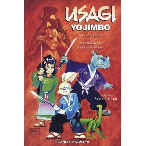 Usagi Yojimbo Nº 05: Segadora