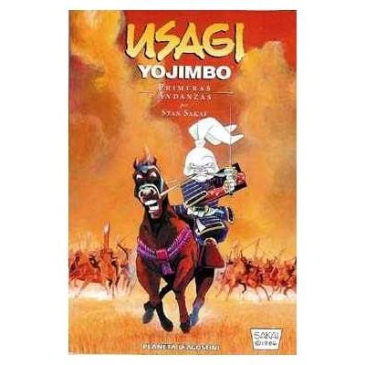 Usagi Yojimbo Nº 06: Primeras Andanzas